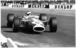 1954 Lotus race car